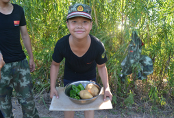 广西儿童军训夏令营有什么训练特色?