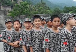 甘肃青少年军事夏令营网站报名的流程介绍!