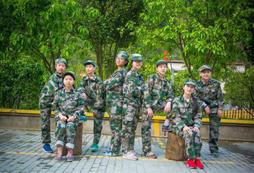 2020温州军事夏令营让你华丽蜕变!