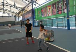 上海暑假哪里有网球夏令营可以参加?
