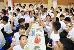 参加广州黄埔区长洲岛夏令营有哪些好处?