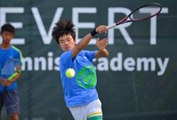2020西安中学生网球夏令营让你打破一切!