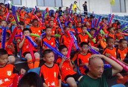 参加2020上海足球夏令营感受激情夏日!