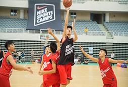 参加2020上海夏季篮球训练夏令营收获满满!