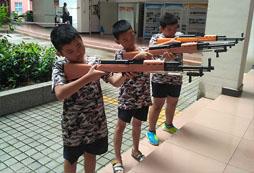 赣州中学军事夏令营的五大特色分别是什么?
