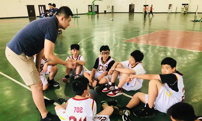 2020东莞市中小学生暑假篮球训练营怎么样?