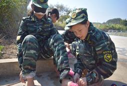 广西军事夏令营机构哪家比较好?