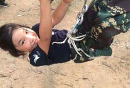 深圳的孩子难管送去参加军事夏令营有用吗?