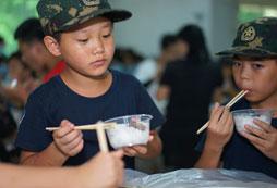 广东省青少年军事化夏令营报名费用是多少?