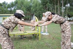 广西南宁有没有好点的军训夏令营?