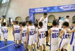 参加广州暑期中小学生篮球夏令营怎么样?