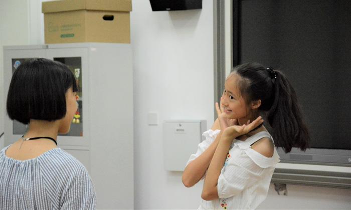 上海封闭式英语训练营