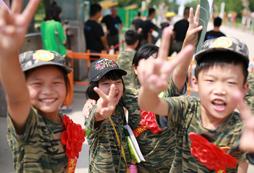 参加北京军事夏令营需要多少钱?