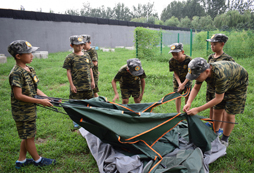 北京最长的军事夏令营是多少天的?要多少钱?