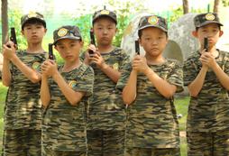 为大家推荐几个受欢迎的北京儿童军事夏令营!