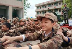 贵阳青少年军事夏令营有哪些优势?