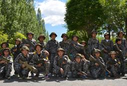 赣州附近哪里有青少年军事冬夏令营课程?