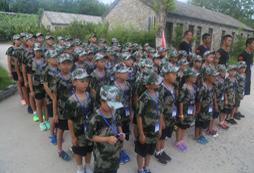 孩子参加潍坊附近的军事夏令营能收获什么