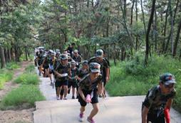 暑假参加山东小学生军事夏令营哪家好?