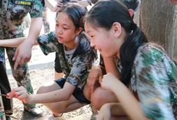 高中生夏令营2020野外生存课程内容有哪些?