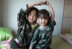 最新的成都小学生军事夏令营排名详情!