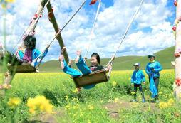 青海夏令营带你领略不一样的世界!