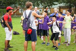 广东有适合青少年参加的英语夏令营课程吗?