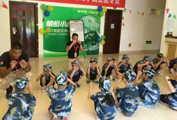 参加2021年广西青少年军训夏令营费用是多少?